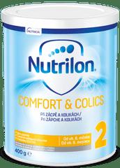 Nutrilon 2 Comfort & Colics speciální pokračovací mléko 400 g, 6+