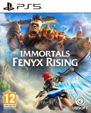 Ubisoft Immortals Fenyx Rising Standard Edition igra (PS5)