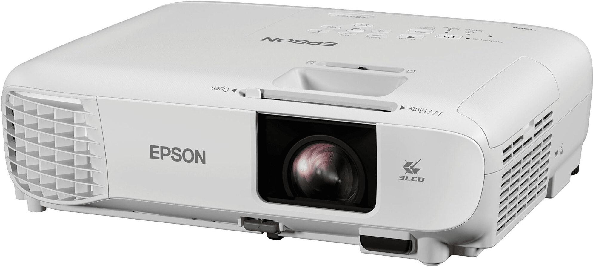Projektor Epson EH-TW740 (V11H979040) Full HD 2 600 lm výdrž LED