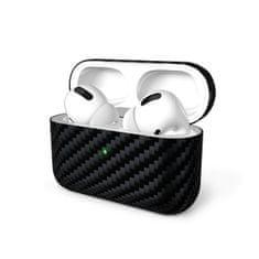 EPICO Carbon Case torbica za Airpods Pro, črna (9910191300001)
