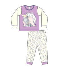 TDP TEXTILES Dievčenské bavlnené pyžamo DISNEY DUMBO Baby 6-9 mesiacov (74cm)