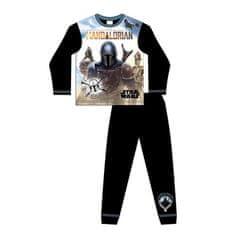 TDP TEXTILES Chlapčenské bavlnené pyžamo STAR WARS Mandalorian 6 rokov (116cm)
