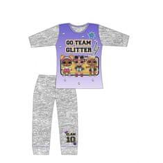 TDP TEXTILES Dievčenské bavlnené pyžamo L.O.L. Surprise Glitter Team 5 rokov (110cm)
