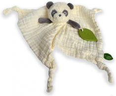My Teddy Moja panda muchláčik s hryzátkom