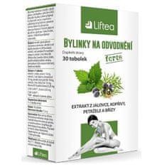 Liftea Bylinky na odvodnenie forte 30 kapsúl