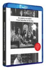 Ze soboty na neděli (DIGITÁLNĚ RESTAUROVANÝ FILM) - Blu-ray