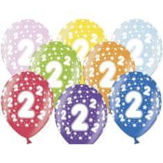 Moja zabava Baloni 2 rojstni dan
