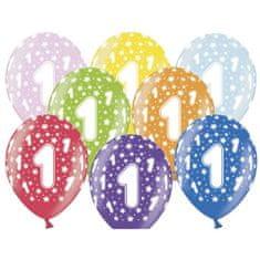 Moja zabava Baloni 1 rojstni dan