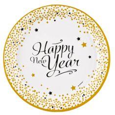 Amscan Happy New Year tanjuri