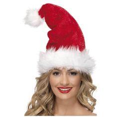Smiffys Elegantna Božičkova kapa