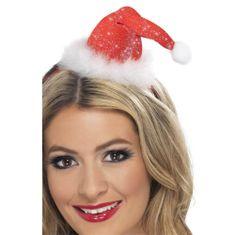 Smiffys Božičkova kapa Mini