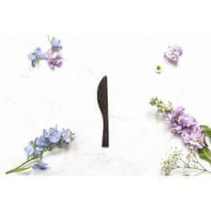zKokosu Nôž z ebenového dreva