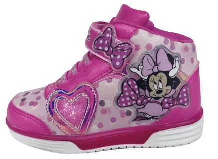 Disney lány tornacipő Minnie D3010074S, 24, rózsaszín