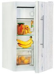 VOX electronics IKS 1450F ugradbeni hladnjak s radnom pločom, A+