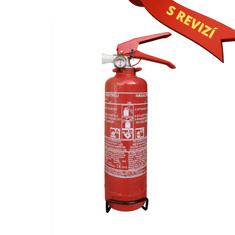 Červinka Červinka práškový hasicí přístroj do auta 1 kg P1 ČE