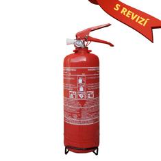Červinka Červinka práškový hasicí přístroj do auta 2 kg P2 ČE + REVIZE