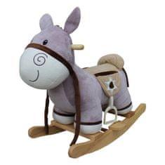 PLAYTO Houpací hračka s melodií PlayTo Donkey