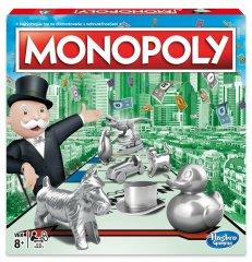 HASBRO Monopoly nové SK