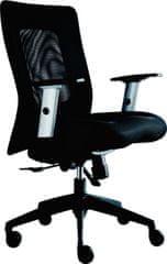 Alba Kancelářská židle LEXA černá