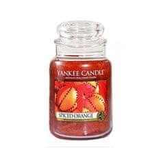 Yankee Candle Aromatická sviečka veľká Spiced Orange 623 g