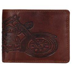 Lagen Pánska kožená peňaženka 6535 Brown