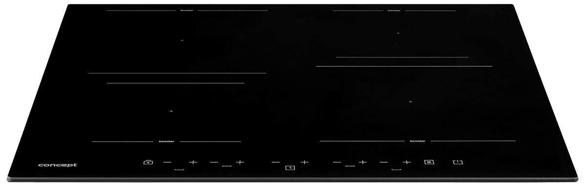 Płyta indukcyjna Concept IDV4260 Łatwa konserwacja