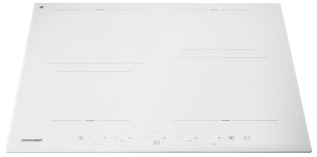 Płyta indukcyjna Concept IDV4260wh Łatwa konserwacja