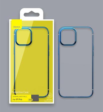 BASEUS Shining ovitek za iPhone 12 mini