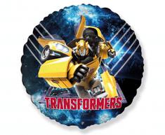 "Anagram Fóliový balón 18"" Transformers Bumblebee - modrý"