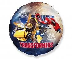 """Anagram Fóliový balón 18"""" Transformers Priatelia - modrý"""