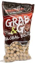 Starbaits Global boilies SQUID & OCTOPUS 20mm 2,5kg