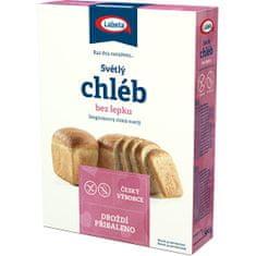 LABETA a.s. Chléb světlý bez lepku 500 g