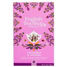 English Tea Shop Harmanček a levandule 20 sáčkov