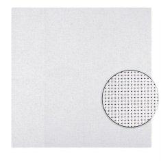 Gamma Vyšívací plátno, č. 11, 50 × 50 cm, bílé