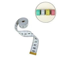 Gamma 3 ks, centimetrová páska v pouzdře, 150 cm, mix barva