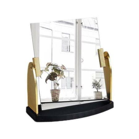 Kraftika Lusterka stojące powierzchni lustra 15 x 17,5 cm
