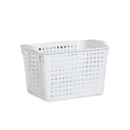 """Violette Zakupy koszyk storage """"loft"""", 2 l, biały"""