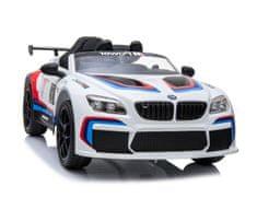 Aku BMW M6 GT3 automobil, na akumulator