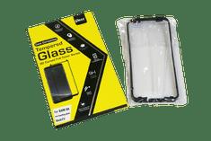 VMAX Ochranné tvrzené sklo na displej pro Samsung Galaxy S8 + černý rámeček