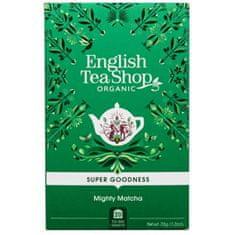 English Tea Shop Mocná Matcha 20 vrecúšok
