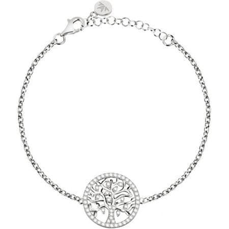 Morellato Srebrny bransoletka Drzewo życia Albero Della Vita SATB04