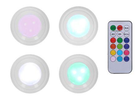 GRUNDIG RGB lámpa távirányítóval
