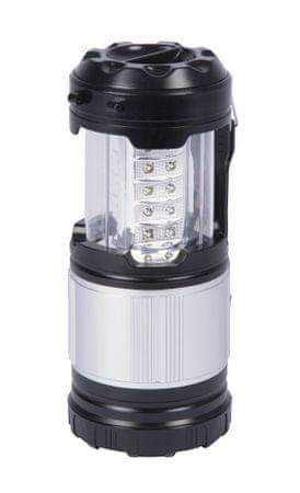 GRUNDIG Kemping lámpa 30LED 3W 14x9x9cm