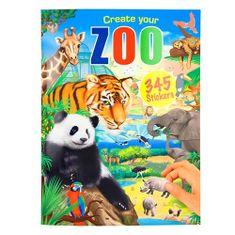 DEPESCHE - Hozza létre az állatkertjét, 345 matrica