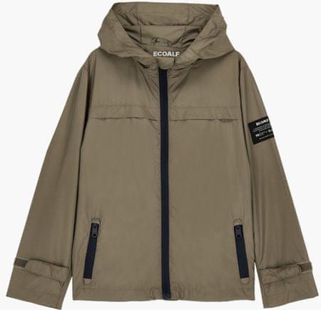 Ecoalf kurtka dziecięca Dalven Nautic 158 - 164 khaki