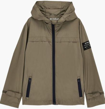 Ecoalf kurtka dziecięca Dalven Nautic 164 - 170 khaki