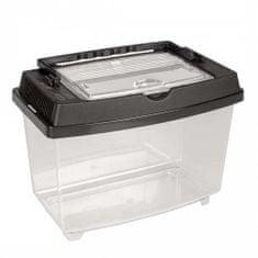 EBI Szállítóbox kisállatokra XL 39x22x28cm MIX színekben