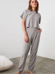 Trendyol šedé pyžamo