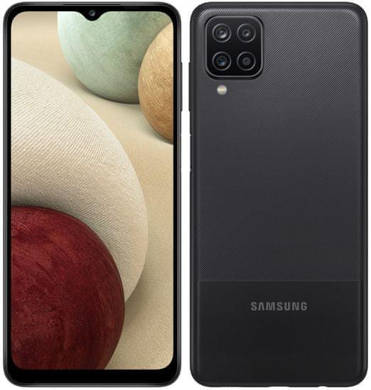 SAMSUNG Galaxy A12, 4GB/128GB, Black
