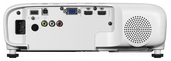 Projektor Epson EB-FH52 (V11H978040) HDMI 3,5 mm jack Wi-Fi Bluetooth USB VGA compatibility multimediální přehrávač